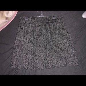 J. Crew slip on pencil skirt